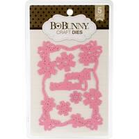 Bobunny Essentials Dies-Christmas Card