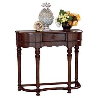 Brookfield Dark Brown Sofa Table T496-4 Brookfield Dark Brown Sofa Table