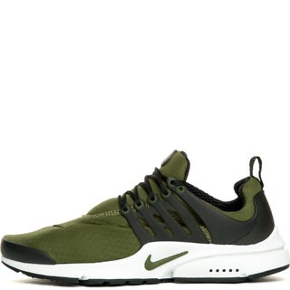 Nike Mens Air Presto Low Top Lace Up Running Sneaker