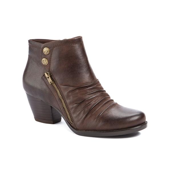 Baretraps Rodin Women's Boots Dk Brown