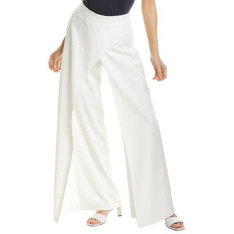 Adrianna Papell Crepe Pant