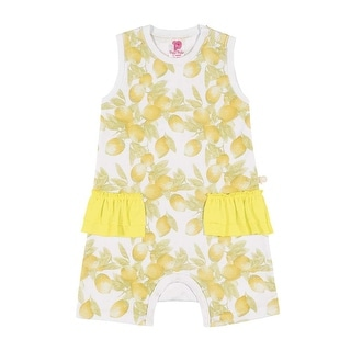 Baby Girl Romper Infant Bodysuit Pulla Bulla Sizes 3-12 Months