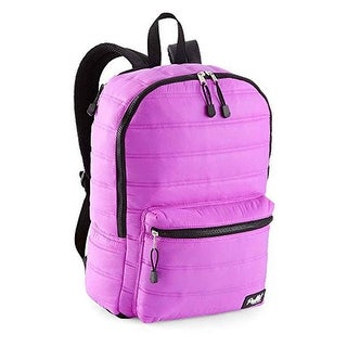 Mojo Puff'd School Backpack KAA9984296 - Purple