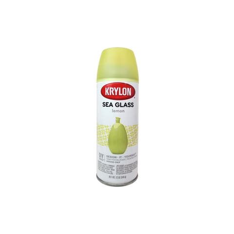 9054 krylon sea glass 12oz lemon