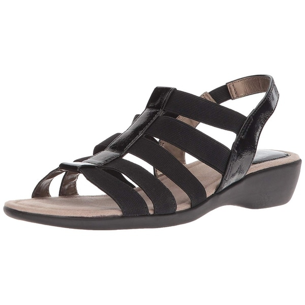 0821c782f80 Shop LifeStride Women s Tania Flat Sandal - On Sale - Free Shipping ...