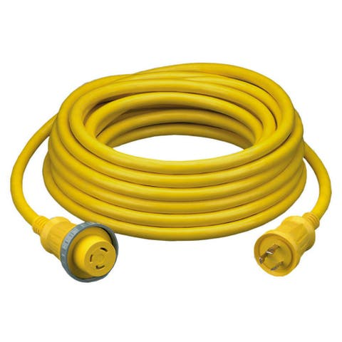 Hubbell 61CM08P 30A 50-feet Cableset Hubbell 61CM08P 30A 50-feet Cableset