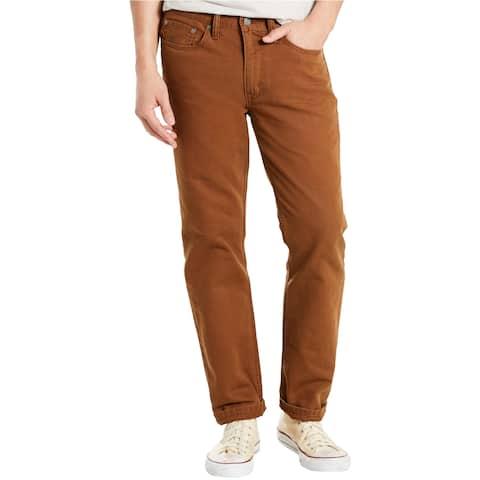 Levi's Mens 514 Paddox Twill Straight Leg Jeans