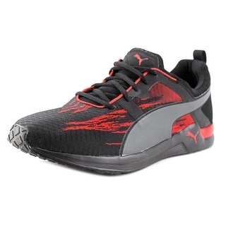 Puma Pulse XT Fade Women Round Toe Canvas Red Sneakers