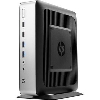 HP t730 Thin Client - AMD R-Series RX-427BB Quad-core (4 Core) (Refurbished)