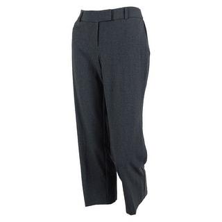 JM Collection Women's Curvier-Fit Magic Dress Pants