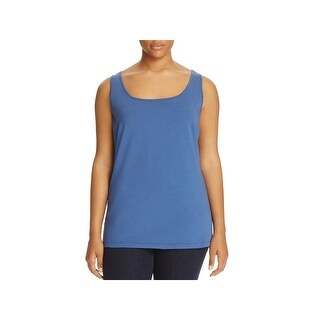 Nic + Zoe Womens Plus Tank Top Knit Sleeveless (3 options available)