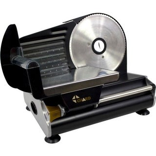 "Chard FS-755B, 7.5"" Belt Driven Slicer"