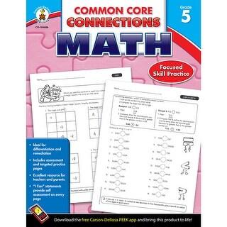 Math Gr 5 Common Core Connections