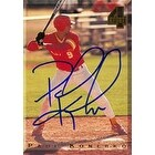Paul Konerko Los Angeles Dodgers 1994 Classic 4 Sport Autographed Card  This item comes with a cert
