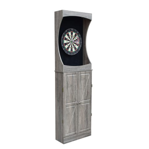 Westwood Free Standing Dart Cabinet Set