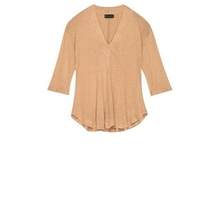 Bobeau Millie V-Neck Sweater