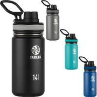 Takeya Originals 14 oz. Insulated Stainless Steel Water Bottle