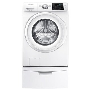 Samsung WF42H5000A 4.2 Cu. Ft. Capacity Front Load Washer with VRT Technology