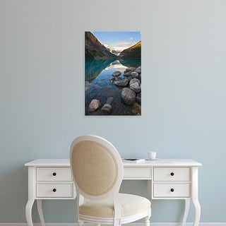Easy Art Prints Larry Ditto's 'Banff National Park Iii' Premium Canvas Art