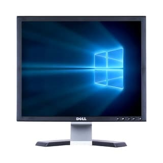 "Refurbished Dell P190S 19"" LCD 1280 X 1024 - Black"