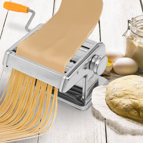 Multifunctional Hand-cranking Operation Stainless Steel Noodle Making Machine