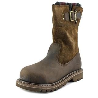 Caterpillar Jenny ST Women Steel Toe Leather Work Boot