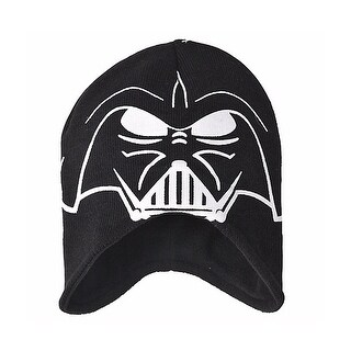 Star Wars Little Boys Darth Vader Winter Beanie Hat