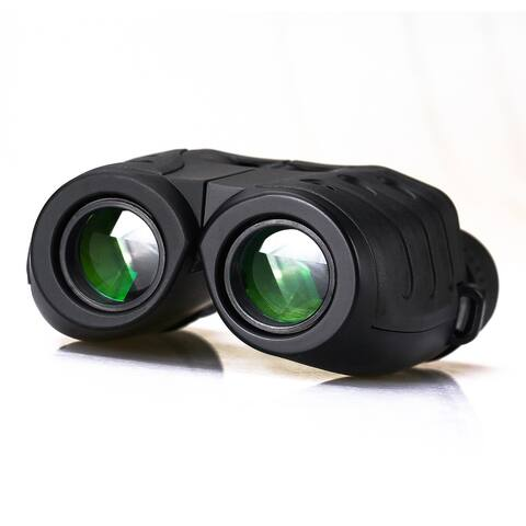 10x25 Bird-Watching Binoculars Waterproof Shakeproof W/ Weak Light Night Vision Clear Binoculars