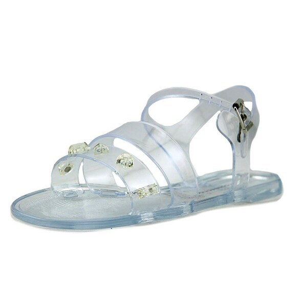 French Connection Juno Clear Sandals