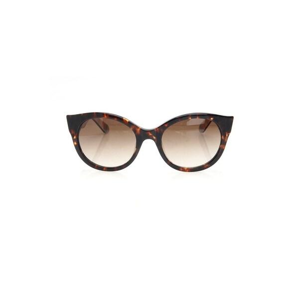 4a03b5e7dd Shop Kate Spade Melly Women s Plastic Sunglasses - Brown - One Size ...