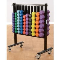 Dumbbell Storage Rack with Dumbbell Package