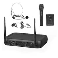 VHF Fixed Frequency Wireless Microphone System