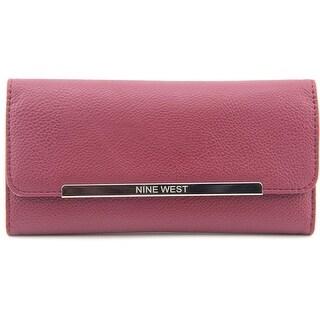 Nine West Mini Bar Sl Synthetic Wallet