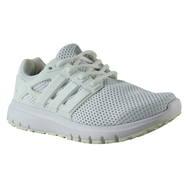 Adidas Mens By2207 White Running Shoes