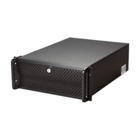 Rosewill Case RSV-L4000 Server 4U 8Bays 7 Fan USB E-ATX Black Metal Steel Retail