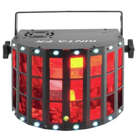 Chauvet KINTAFX Laser/Strobe/LED Derby Party Light Effect