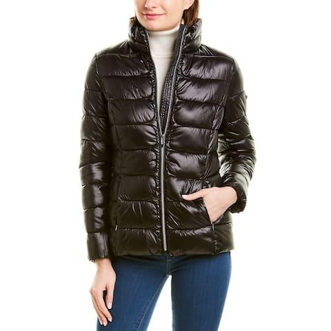 Via Spiga Packable Short Down Coat