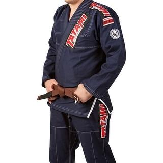 Tatami Fightwear Estilo 3.0 Premier Navy BJJ Gi