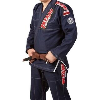 Tatami Fightwear Estilo 3.0 Premier Navy BJJ Gi - a4