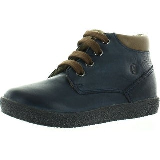 Falcotto Boys 1425 Lace Up First Walker Boots