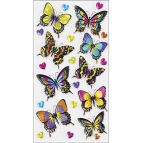 Dancing Butterflies - Sticko Plus Stickers