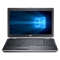 "Refurbished Laptop Dell Latitude E6530 15.6"" Intel Core i5-3320M 2.6GHz 4GB DDR3 1TB Windows 10 Pro 1 Year Warranty - Black"