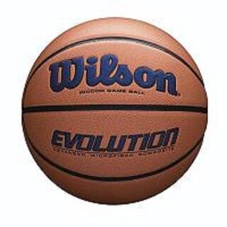 Wilson Evolution Official Size Game Basketball-Navy - WTB0595XB0702