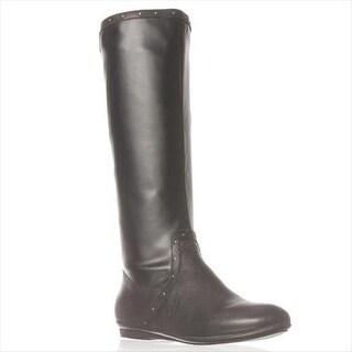 Easy Spirit Kandis Riding Boots - Black Multi