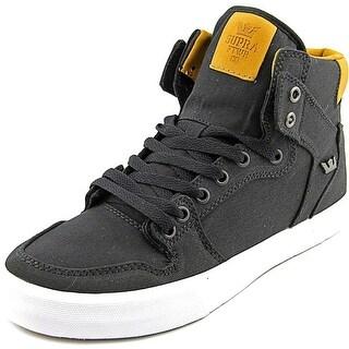 Supra Vaider Round Toe Canvas Skate Shoe