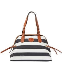 Dooney & Bourke Rugby Small Domed Satchel (Introduced by Dooney & Bourke at $159 in Dec 2014)