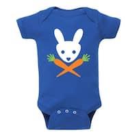 Bunny Skull - Infant One Piece