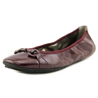 Me Too Lexey Round Toe Synthetic Flats