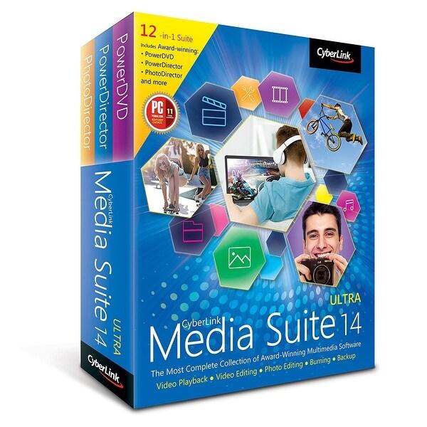 CyberLink Media Suite 14 Ultra for Windows