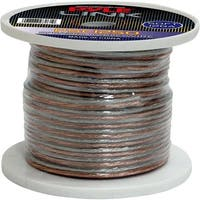 """""""Pyle Audio PSC1250 Pyle PSC1250 Audio Cable - for Speaker, Audio Device - 50 ft - Bare Wire - Bare Wire"""""""
